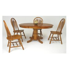 Edgewood Pedestal Table