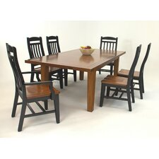 Riverside 7 Piece Dining Set