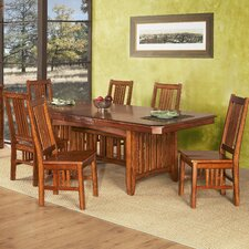 <strong>GS Furniture</strong> Arts and Crafts Pasadena Dining Table