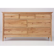 Hudson Bedroom 7 Drawer Chest