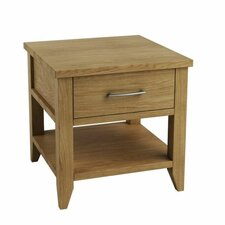 Ohio 1 Drawer Bedside Table