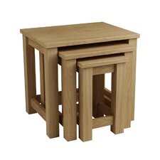 <strong>Elements</strong> Eclipse Luna 3 Piece Nest of Tables