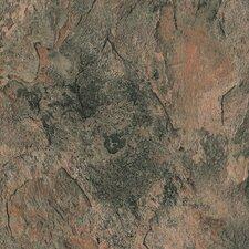 """DuraCeramic Sierra Slate 15.63"""" x 15.63"""" Vinyl Tile in Mossy Slate"""