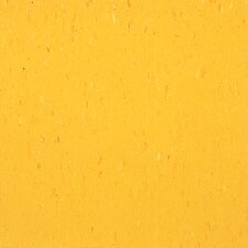 "Alternatives 12"" x 12"" Vinyl Tile in Brilliant Yellow"