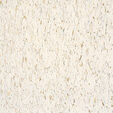 "<strong>Congoleum</strong> Choices 12"" x 12"" Vinyl Tile in Antique White"