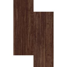 "<strong>Congoleum</strong> Connections 6"" x 48"" Vinyl Plank in Chestnut"