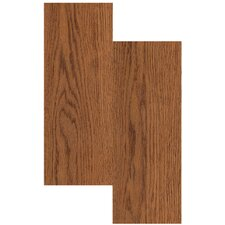 "Endurance 6"" x 36"" Vinyl Plank in Dark Oak"