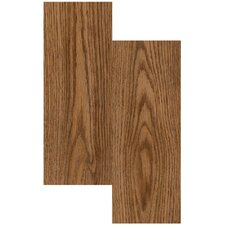 "Endurance 6"" x 36"" Vinyl Plank in Natural Oak"
