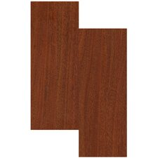 "Endurance 6"" x 36"" Vinyl Plank in Cherry"