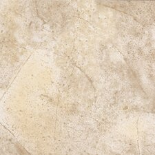 "<strong>Congoleum</strong> Ovations Sunstone 14"" x 14"" Vinyl Tile in Sun Beige"