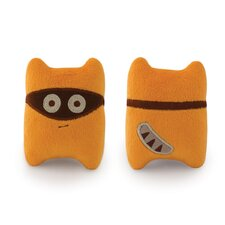 <strong>Milkdot</strong> Kitiro Bandit Plush Key Ring