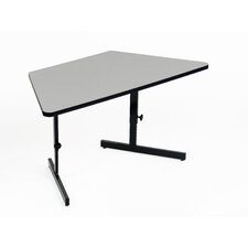 Adjustable Height High Pressure Computer and Training Table