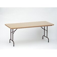 <strong>Correll, Inc.</strong> Small Standard Plastic Folding Table