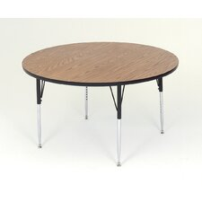 Round Activity Table with Standard Legs