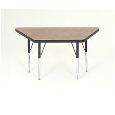 "60"" x 30"" Trapezoidal Classroom Table"