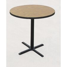 "<strong>Correll, Inc.</strong> 42"" High Round Bar and Café Table"