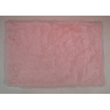 Light Pink Kids Rug