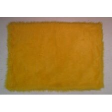 Yellow Kids Rug