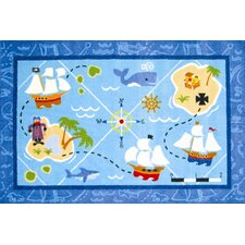 Olive Kids Pirate Kids Rug