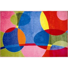 <strong>Fun Rugs</strong> Supreme Groovy Dots Kids Rug