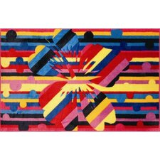 <strong>Fun Rugs</strong> Supreme Psuedio Kids Rug