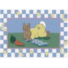 Jade Reynolds Nap Time Baby Kids Rug