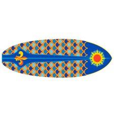 Surf Time Laguna Surf Kids Rug