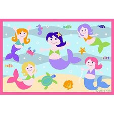 Olive Kids Mermaid Kids Rug