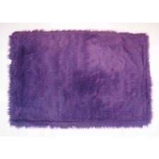 Purple Kids Rug
