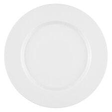 """28 cm Speiseteller """"No Limits"""" aus Porzellan in Weiß"""