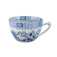 "0,21L Kaffeetasse ""Dorothea"" in 24800 China Blau"