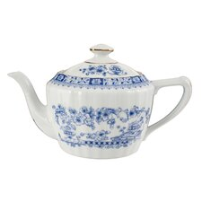 "Teekanne ""Dorothea"" in 24800 China Blau"