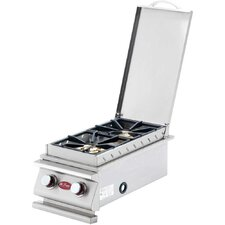 30,000 BTU Drop-In Side Burner