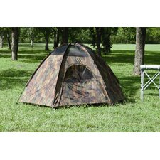 <strong>Texsport</strong> Hexagon Dome Tent in Camouflage