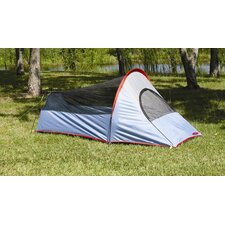 <strong>Texsport</strong> Saguaro Bivy Tent in Blue Shadow / Limestone / Pompeian Red