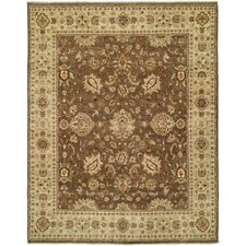 Royal Zeigler Brown/Beige Rug