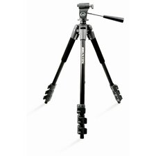 Full Size Tubular Aluminum Tripod with Removable Head