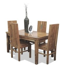 Slate 5 Piece Dining Set