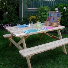 <strong>Outdoor Living Today</strong> Cedar Picnic Table