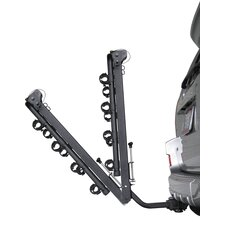 Advantage SportsRack Tiltaway Four Bike Rack Carrier