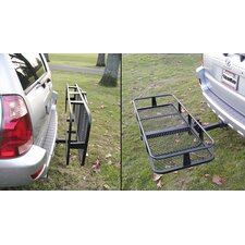 "Hitch Mate Mounted Cargo Carrier with 2"" Receiver"