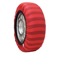 <strong>Heininger Holdings LLC</strong> Winter Textile Tire Traction Snow Donut (Set of 2)