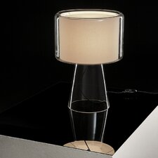 "Mercer M 16"" H Table Lamp with Drum Shade"