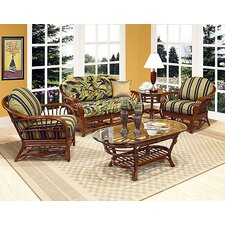 <strong>Boca Rattan</strong> Amarillo Deep Seating Group with Cushions