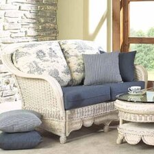 Moroccan Loveseat