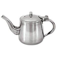 0.31-qt. Stainless Steel Gooseneck Teapot