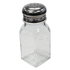 "4"" Mushroom Top Salt/Pepper Shaker Pair (Set of 12)"
