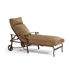 <strong>Tropitone</strong> Montreux Chaise Lounge with Cushion