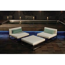 <strong>Tropitone</strong> Cabana Club Sectional with Cushions