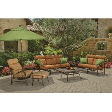 Montreux Lounge Seating Group with Cushion